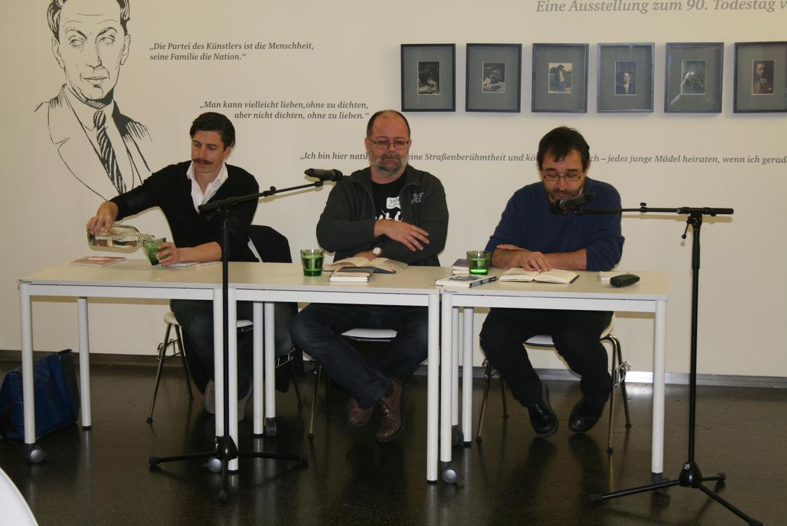 Sebastian Walcher, Andrej E. Skubic, Erwin Köstler