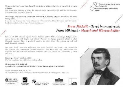 8a, Miklosic, Vabilo